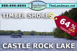 1848917, Castle Rock Lake Lot for Sale by ATVing