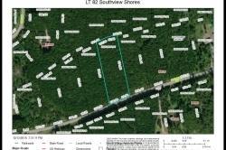 LT 82 Aerial Map