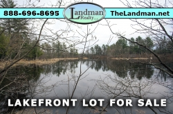 1881311, Friendship Lake Waterfront lot for Sale by ATV Trails