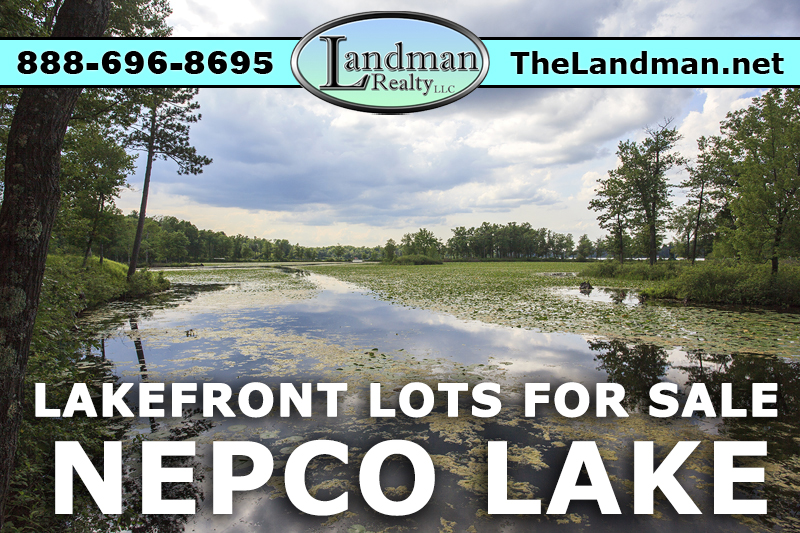Nepco Waterfront Properties for Sale by ATVing