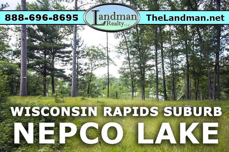 Nepco Lakefront Lot for Sale by ATVing