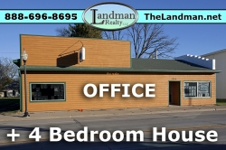 1800399, Wisconsin Commercial Building With House for Sale by ATV Routes